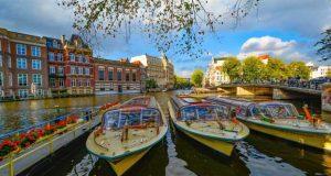 Amsterdam Städtereise
