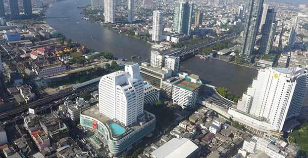 Bangkok Thailand Hotel Lebua